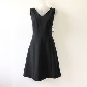 NWT AGB Classic Fit & Flare LBD